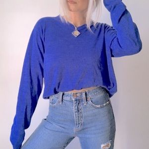 VINTAGE | Super Soft Oversized Slouchy Knit Sweater Top